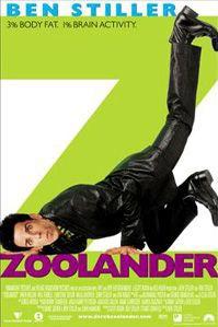 Poster 'Zoolander' (c) 2001 UIP