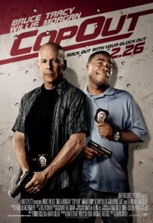 Cop Out poster, © 2010 Warner Bros.