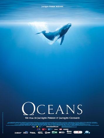 Océans poster, © 2009 Benelux Film Distributors