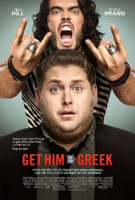 Get Him to the Greek poster, © 2010 Universal Pictures International