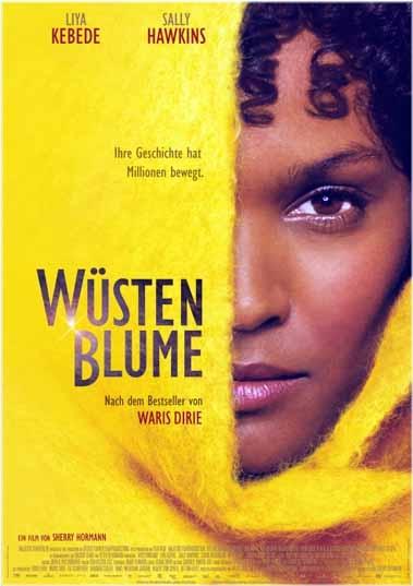 Desert Flower poster, © 2009 Cinéart