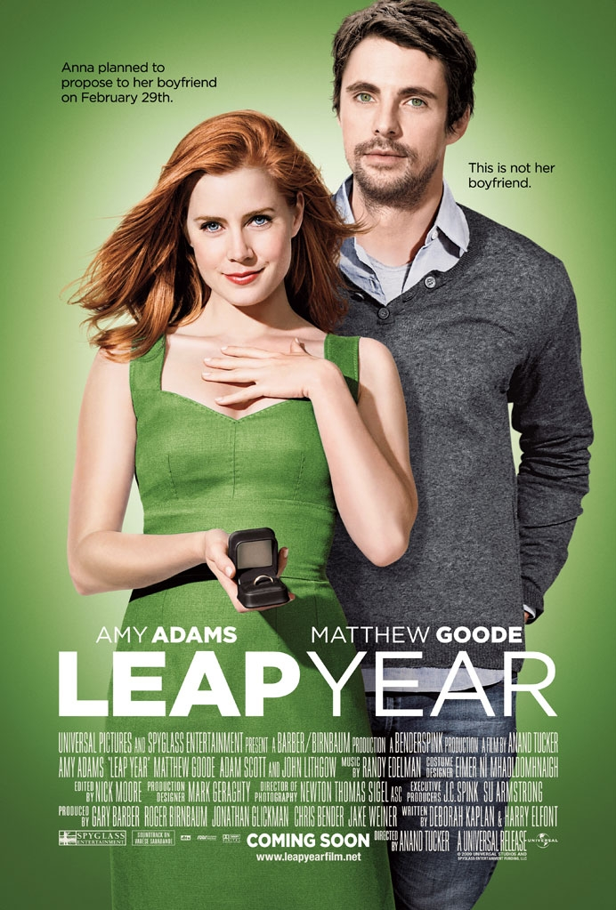 Leap Year poster, © 2010 Universal Pictures International