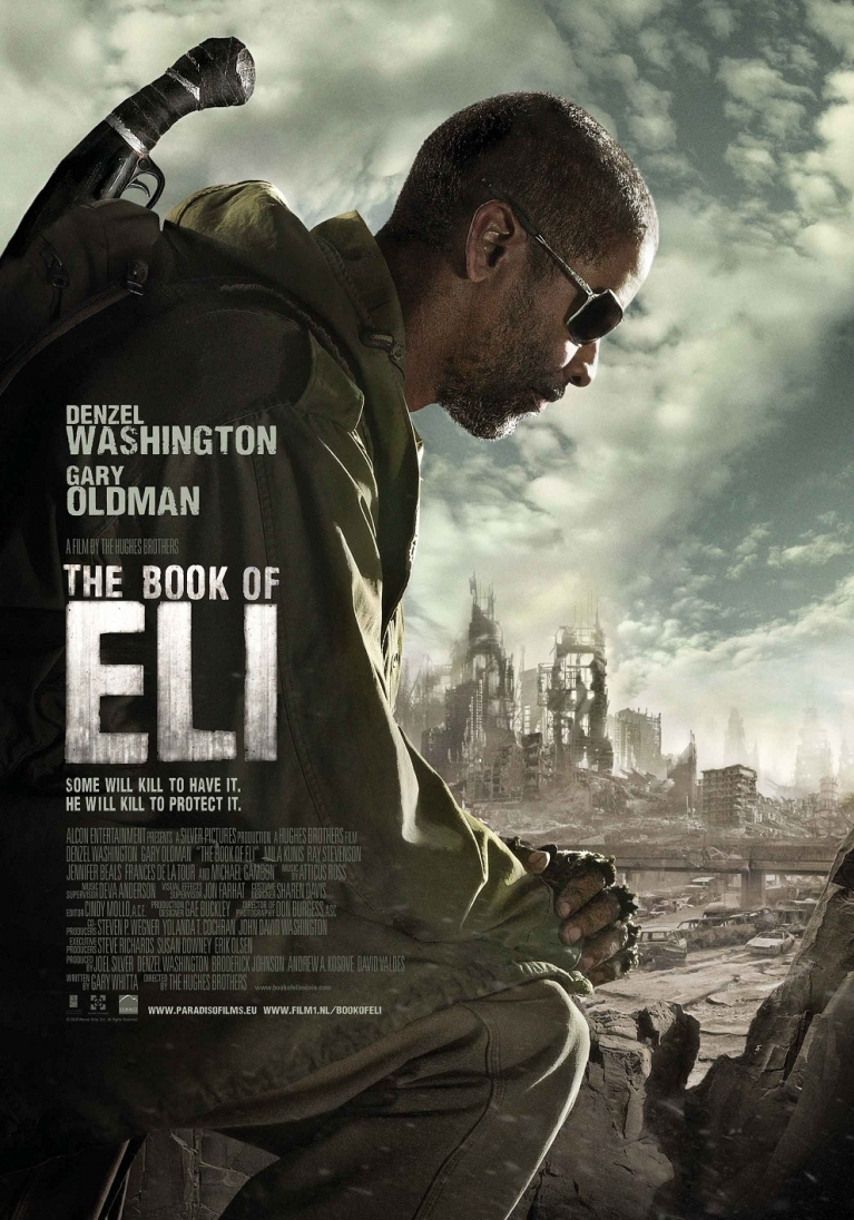 The Book of Eli poster, © 2010 Paradiso