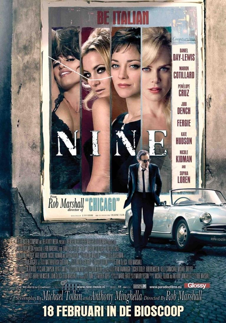 Nine poster, © 2009 Paradiso