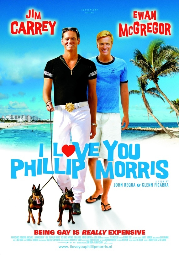 I Love You Phillip Morris poster, © 2009 Independent Films