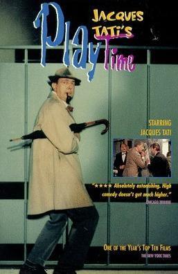 Poster 'Playtime' © 2003 Filmmuseum
