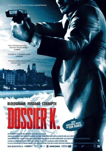 Dossier K. (NL) poster, © 2009 E1 Entertainment Benelux
