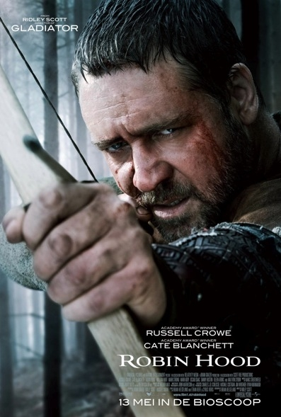 Robin Hood poster, © 2010 Universal Pictures International