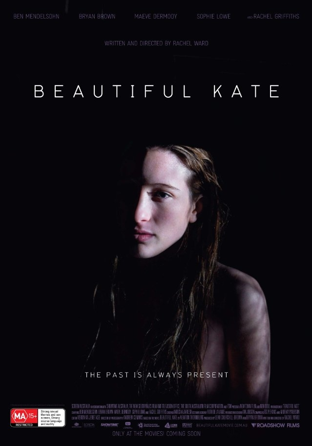Beautiful Kate poster, copyright in handen van productiestudio en/of distributeur