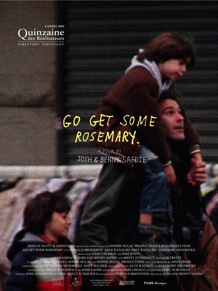 Go Get Some Rosemary poster, copyright in handen van productiestudio en/of distributeur