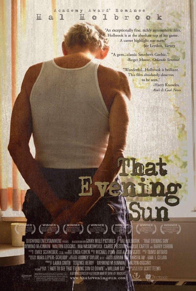 That Evening Sun poster, copyright in handen van productiestudio en/of distributeur