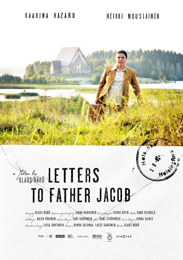 Postia pappi Jaakobille poster, copyright in handen van productiestudio en/of distributeur
