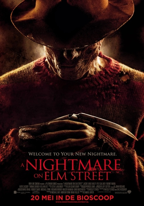 A Nightmare on Elm Street poster, © 2010 Warner Bros.