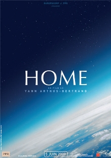 Home poster, copyright in handen van productiestudio en/of distributeur