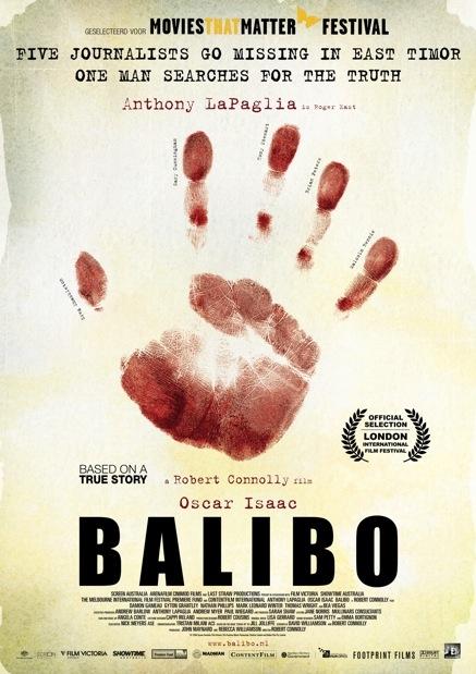 Balibo poster, © 2009 E1 Entertainment Benelux