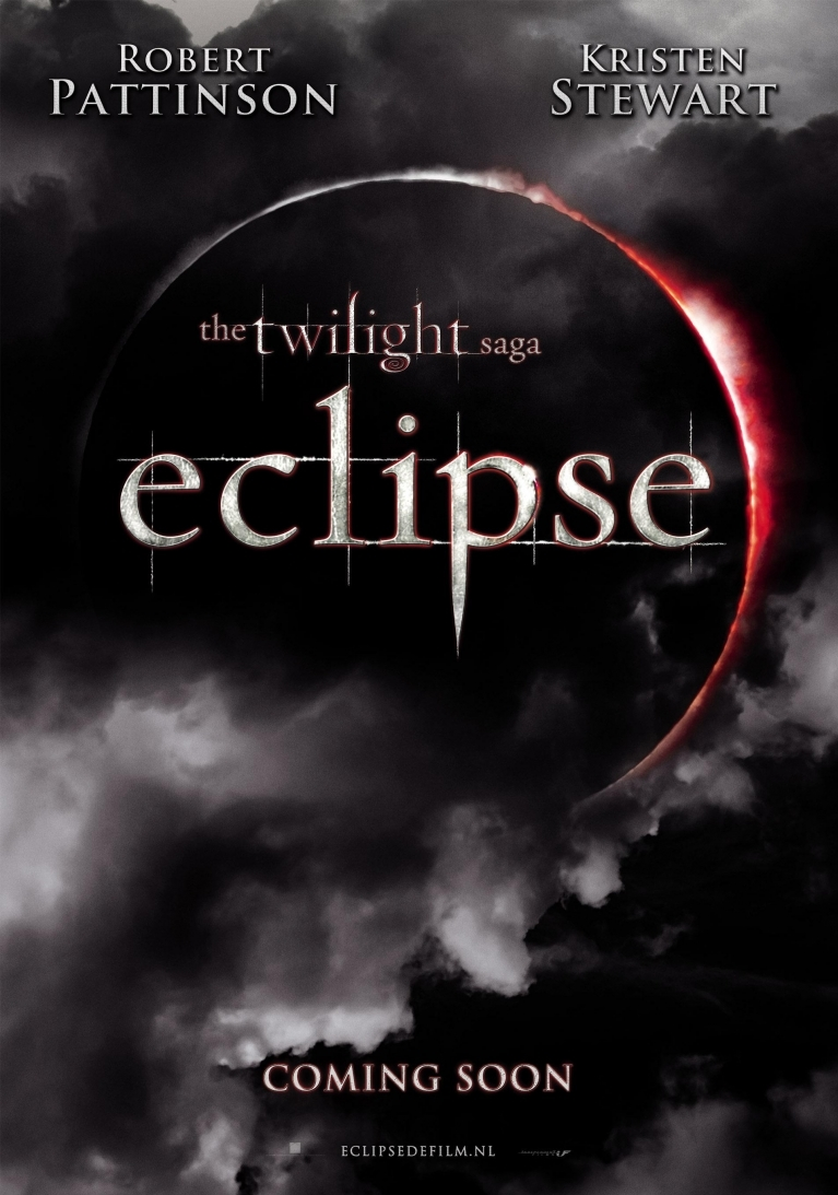 The Twilight Saga: Eclipse poster, © 2010 Independent Films