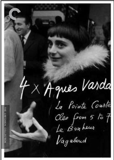 Le bonheur poster, copyright in handen van productiestudio en/of distributeur