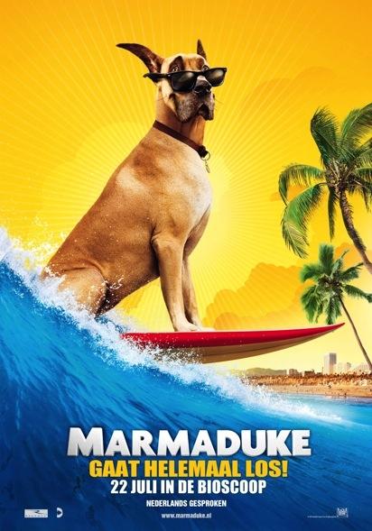 Marmaduke poster, © 2010 Warner Bros.