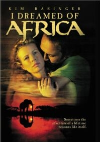 Poster 'I dreamed of Africa' (c) 2001 IMDb.com