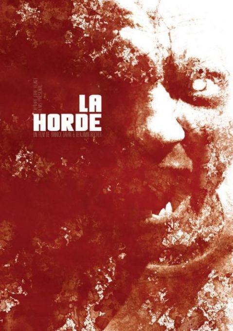 La horde poster, copyright in handen van productiestudio en/of distributeur