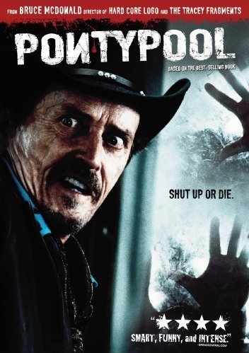 Pontypool poster, copyright in handen van productiestudio en/of distributeur