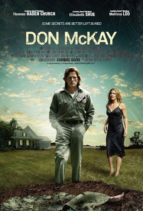 Don McKay poster, copyright in handen van productiestudio en/of distributeur