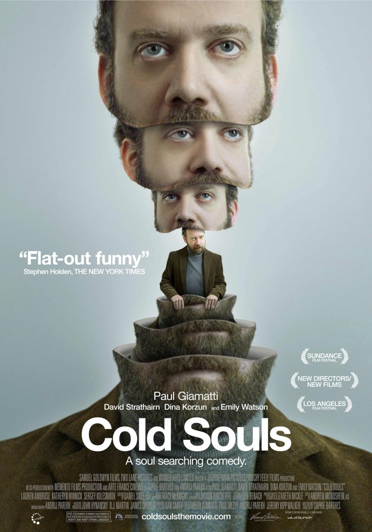 Cold Souls poster, © 2008 Wild Bunch