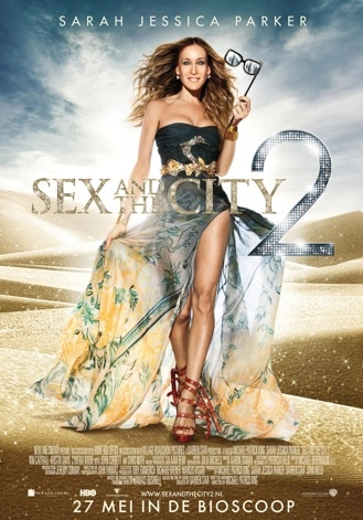 Sex and the City 2 poster, © 2010 Warner Bros.
