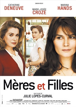 Mères et filles poster, copyright in handen van productiestudio en/of distributeur
