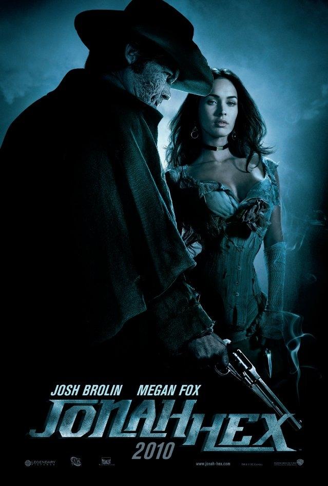 Jonah Hex poster, © 2010 Warner Bros.