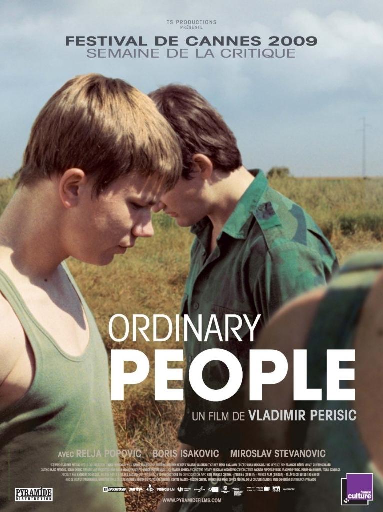 Ordinary People poster, copyright in handen van productiestudio en/of distributeur