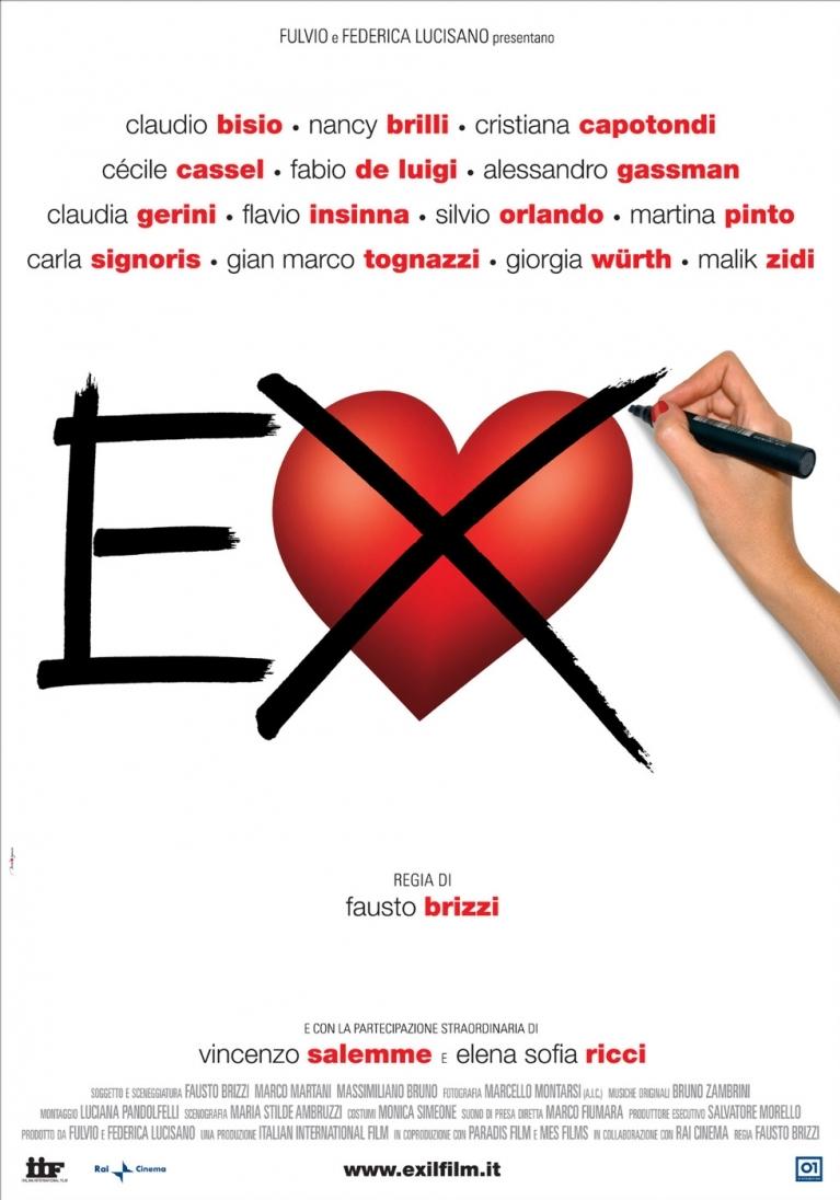 Ex poster, copyright in handen van productiestudio en/of distributeur
