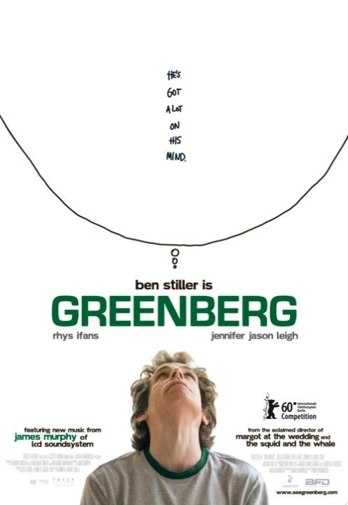 Greenberg poster, © 2010 Benelux Film Distributors