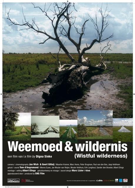 Weemoed & Wildernis poster, © 2010 Amstelfilm