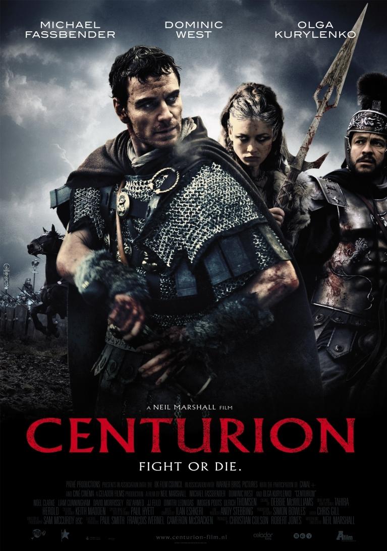 Centurion poster, © 2010 A-Film Entertainment