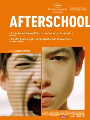 Afterschool poster, © 2008 Filmfreak Distributie