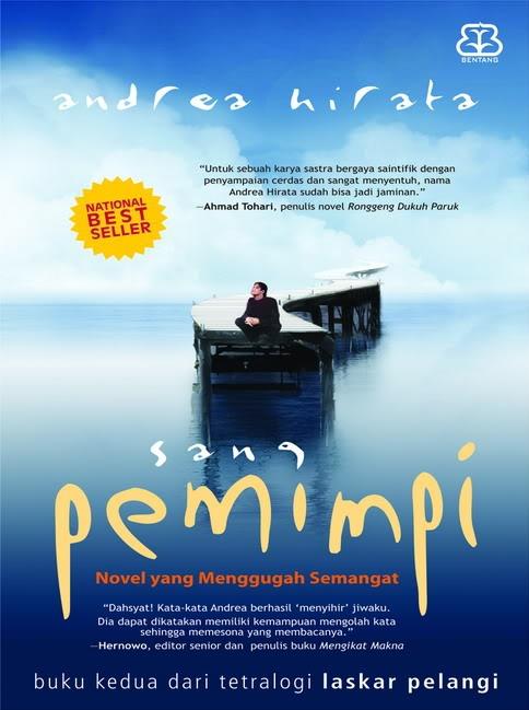 Sang pemimpi poster, copyright in handen van productiestudio en/of distributeur