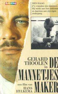 De mannetjesmaker poster, copyright in handen van productiestudio en/of distributeur