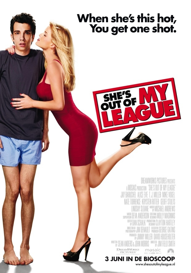 She's Out of My League poster, © 2010 Universal Pictures International