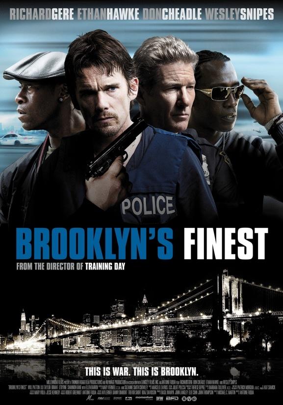 Brooklyn's Finest poster, © 2009 Benelux Film Distributors