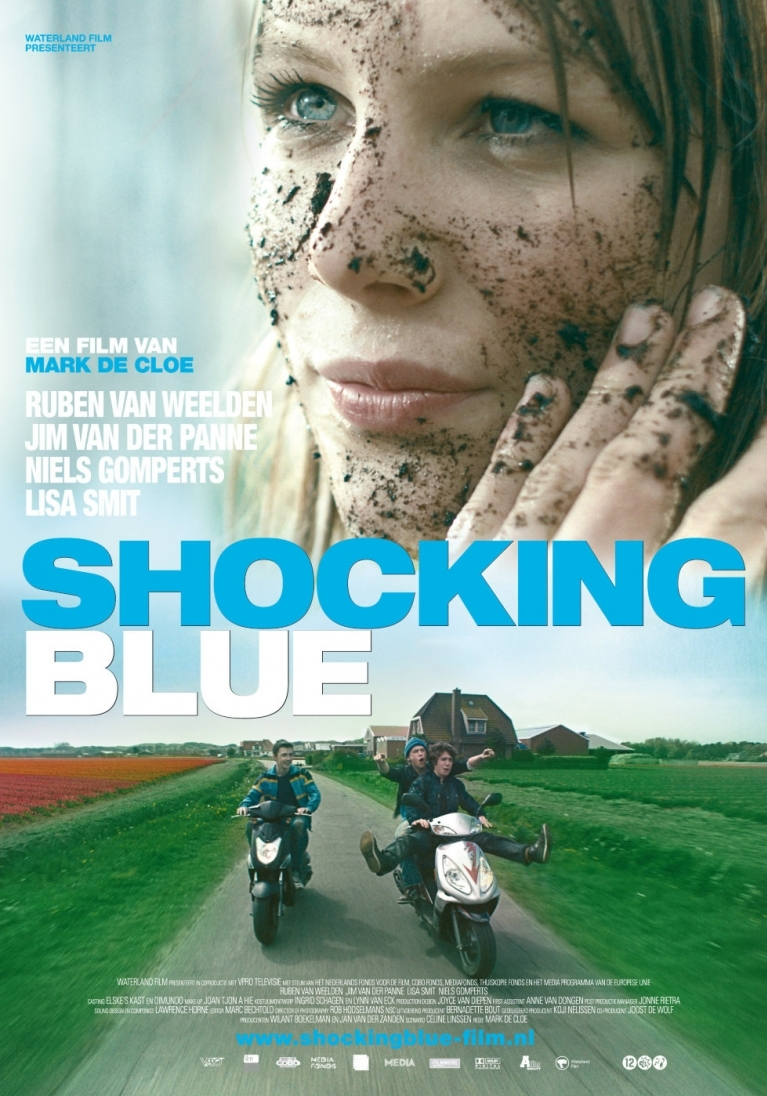 Shocking Blue poster, © 2010 A-Film Quality Film