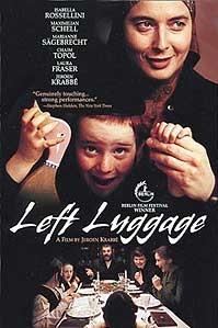 poster 'Left Luggage' © 1998 PolyGram Filmed Entertainment