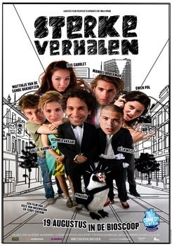 Sterke verhalen poster, © 2010 A-Film Quality Film