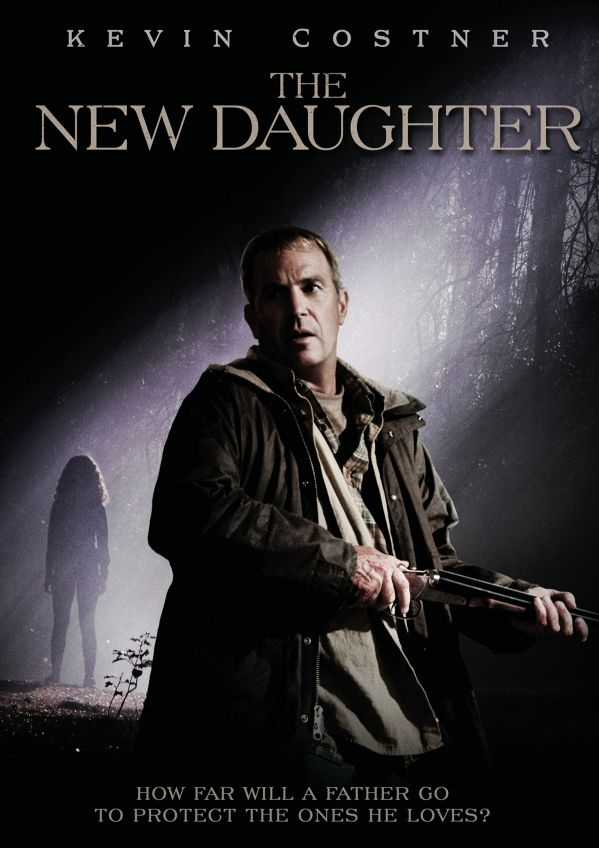 The New Daughter poster, © 2009 E1 Entertainment Benelux