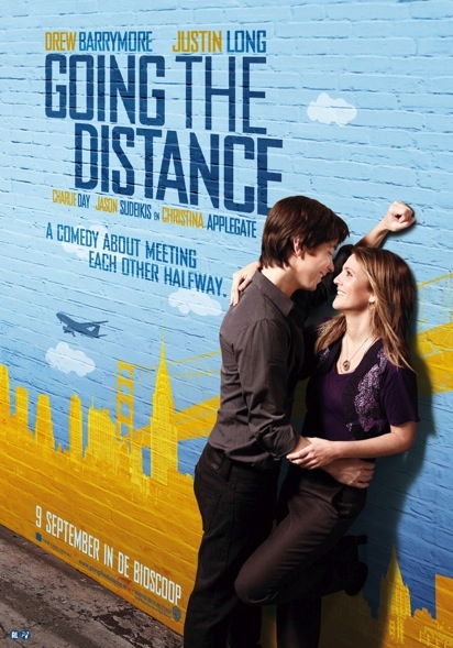 Going the Distance poster, © 2010 Warner Bros.