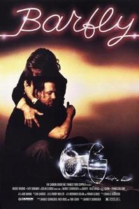 Barfly poster, copyright in handen van productiestudio en/of distributeur