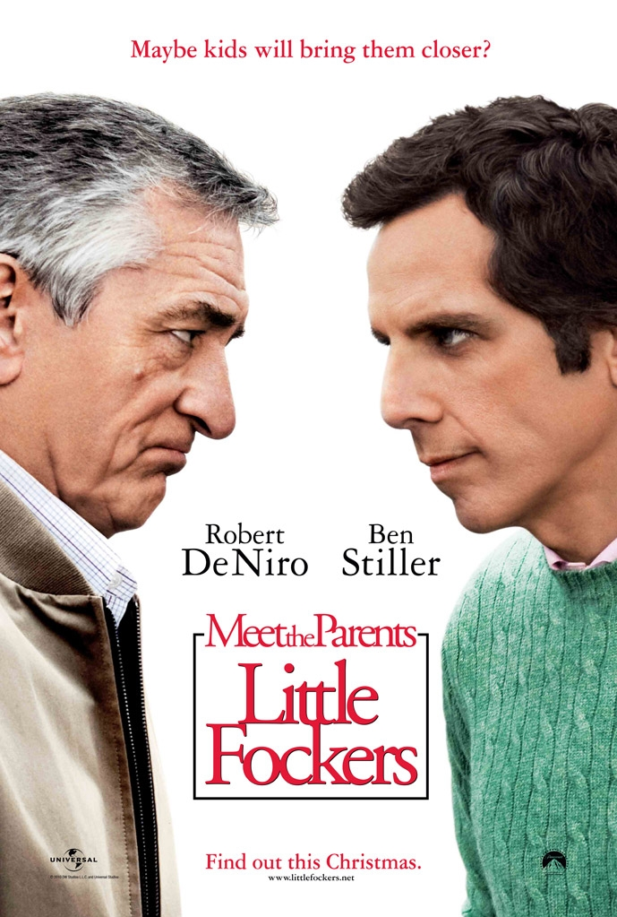 Meet the Parents: Little Fockers poster, © 2010 Universal Pictures International