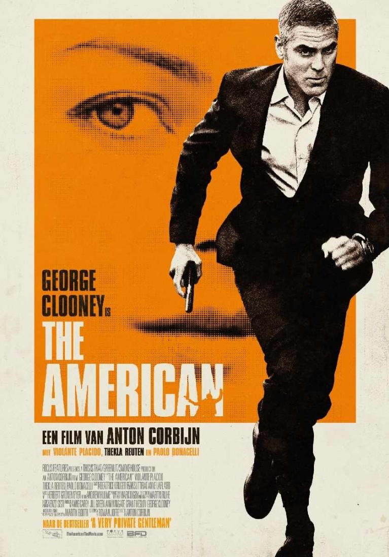 The American poster, © 2010 Benelux Film Distributors