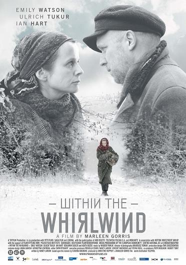 Within the Whirlwind poster, © 2009 Paradiso