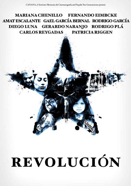 Revolución poster, copyright in handen van productiestudio en/of distributeur